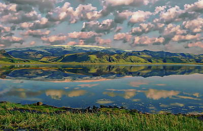 Photograph - Icelandic Landscape by Anthony Dezenzio
