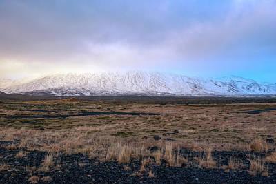 Photograph - Icelandic Landscape by Dubi Roman