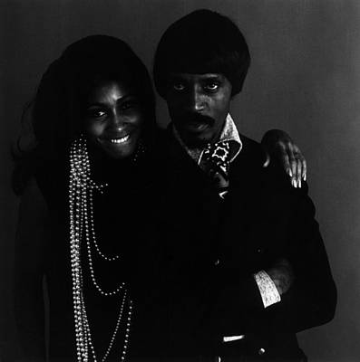 Photograph - Ike And Tina Turner by Jack Robinson