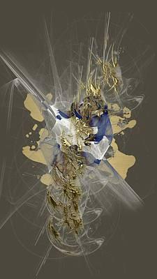 Mixed Media - Interstellar by Marvin Blaine