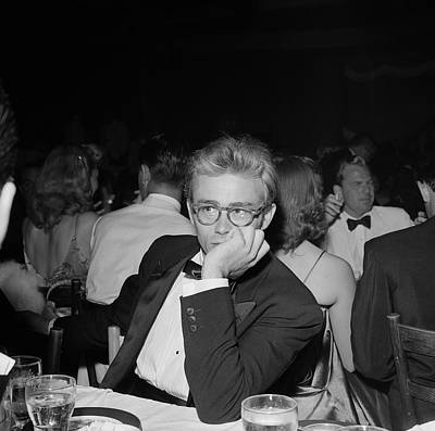 Photograph - James Dean by Michael Ochs Archives