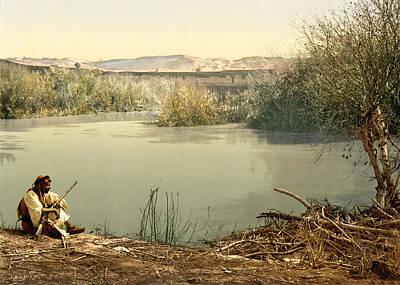 Photograph - Jordan River by Munir Alawi