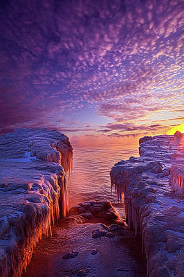 Photograph - Journey's End by Phil Koch