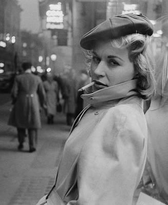 Photograph - Julia Arnall by Thurston Hopkins