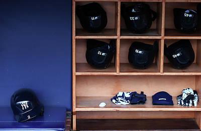 Photograph - Kansas City Royals V New York Yankees by Elsa