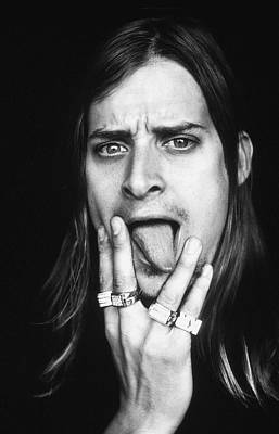 Photograph - Kid Rock 1998 by Martyn Goodacre