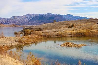 Photograph - Lake Mead by Sagittarius Viking