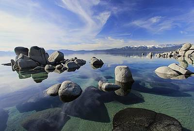 Photograph - Lake Tahoe Soul  by Sean Sarsfield