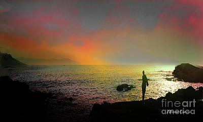 Photograph - Libre by Alfonso Garcia