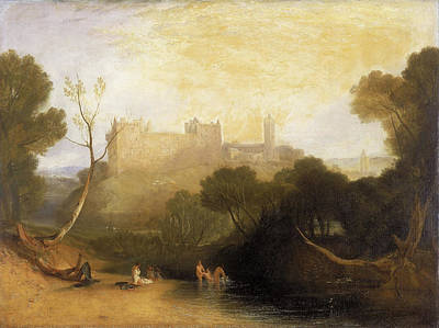 Painting - Linlithgow Palace by Joseph Mallord William Turner