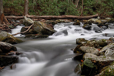Wall Art - Photograph - Little River by Phil Thach