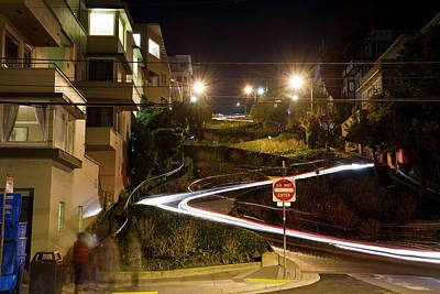 Photograph - Lombard Street San Francisco by Nathan Rupert