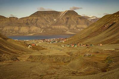 Photograph - Longyearbyen by Kai Mueller
