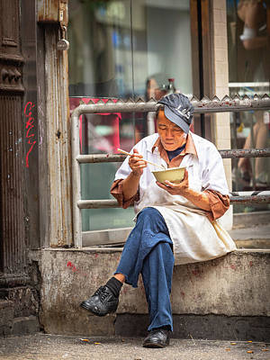 Photograph - Lunch Break by Robin Zygelman