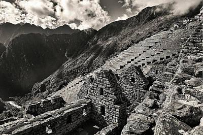 Photograph - Machu Picchu, Cusco, Peru 1 by Jaime Quiroz Tirado