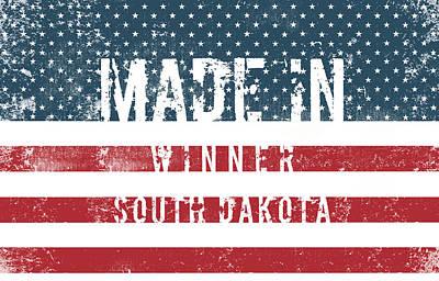 Truck Art - Made in Winner, South Dakota by TintoDesigns