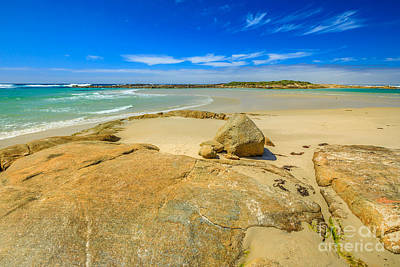 Photograph - Madfish Beach Western Australia by Benny Marty