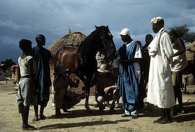 Photograph - Maiduguri Nigeria by Michael Ochs Archives