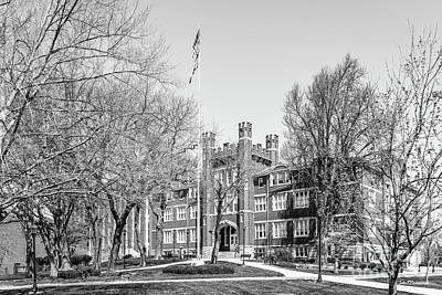 Photograph - Marshall University Old Main by University Icons