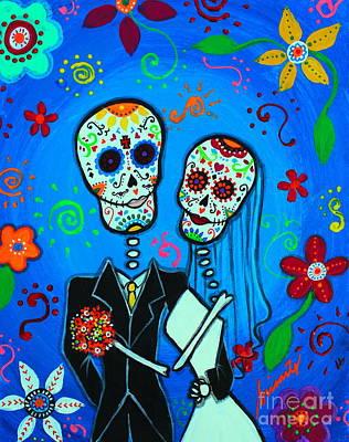 Painting - Matrimonio by Pristine Cartera Turkus