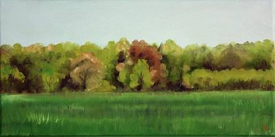 Painting - May Common by Sarah Lynch
