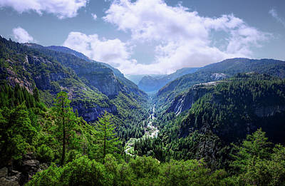 Photograph - Merced River, Yosemite National Park by Ed Freeman