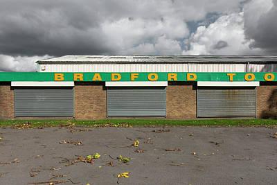 Photograph - Yorkshire Topographics 12 by Stuart Allen