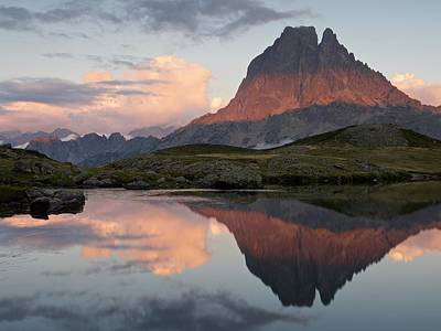 Photograph - Midi D'ossau by Stephen Taylor