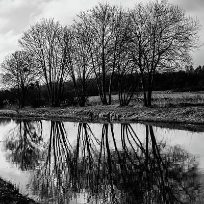 Photograph - Mirroir by Jorg Becker