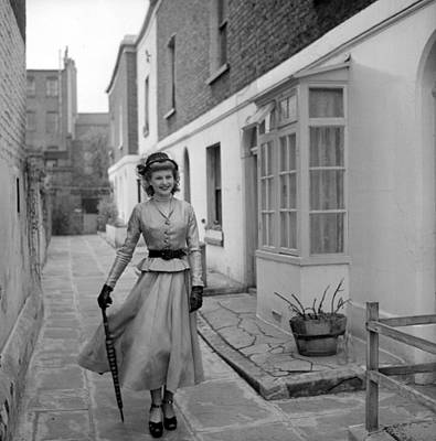 Photograph - Mix And Match by Bert Hardy