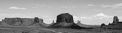 Photograph - Monument Valley by Michael Monahan