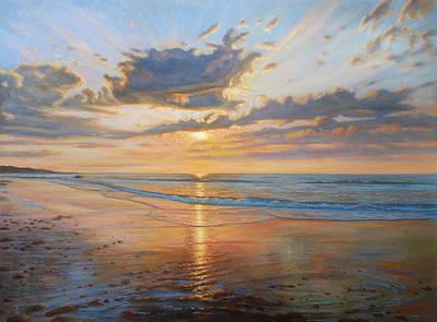 Painting - Morning Serenade by Bruce Dumas