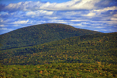 Photograph - Mount Everett From Bear Mountain by Raymond Salani III