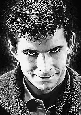 Recently Sold - Fantasy Royalty-Free and Rights-Managed Images - Norman Bates by Zapista OU