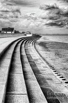 Norfolk Wall Art - Photograph - North Beach, Heacham, Norfolk by John Edwards