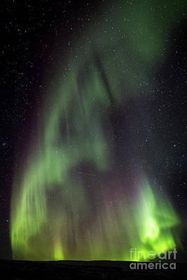 Miles Davis - Northern lights  in Iceland by Biro Iosif Ionut