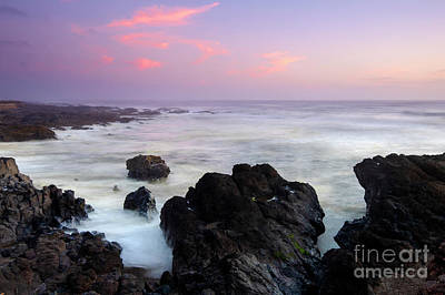 Photograph - Pastel Sea by Mike Dawson