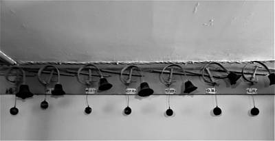 Photograph - Peacefield Bell System by Rob Hans