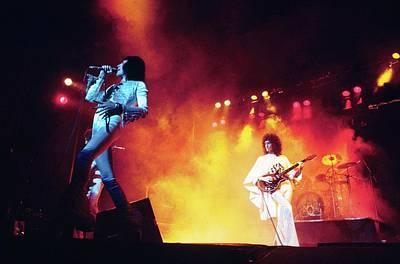 Freddie Mercury Wall Art - Photograph - Photo Of Queen by Andrew Putler