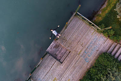 Photograph - Pier by Okan YILMAZ