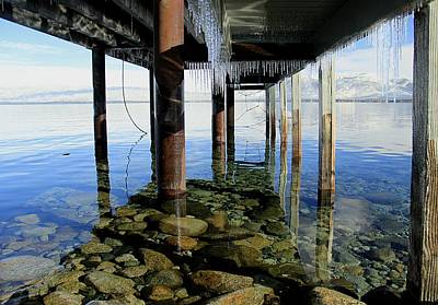 Photograph - Pier Pleasure  by Sean Sarsfield