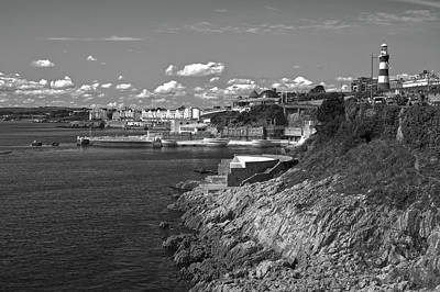Audrey Hepburn - Plymouth Hoe Foreshore by Chris Day