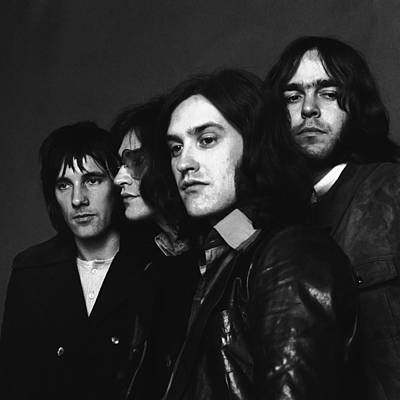 Photograph - Portrait Of The Kinks by Jack Robinson