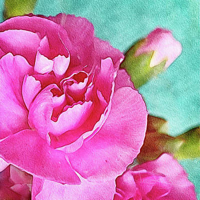 Photograph - Pretty In Pink by Jill Love