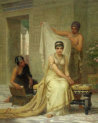 Queen Esther Art Print