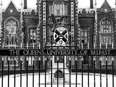 Photograph - Queens University by Jim Orr