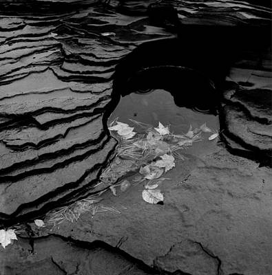 Photograph - Rock Formation by Robert Natkin