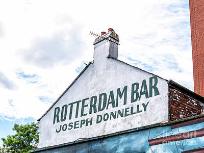 Photograph - Rotterdam Bar by Jim Orr