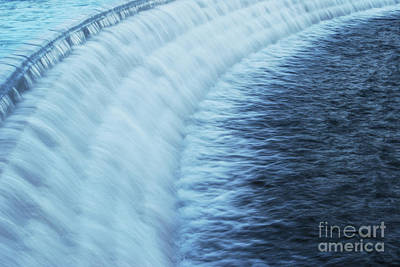 Photograph - Running Water by Phil Perkins