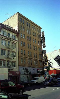 Photograph - San Francisco Streets 2007 #13 by Frank Romeo